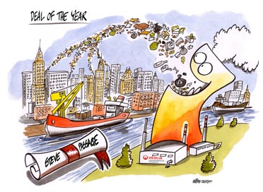 Veolia envrironnement : Deal of the year